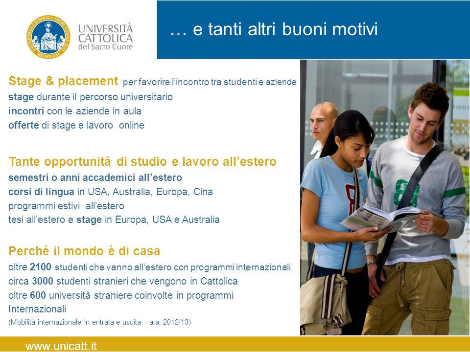 Tante opportunità di studio e lavoro all'estero semestri o anni accademici all'estero corsi di lingua in USA, Australia, Europa, Cina programmi estivi