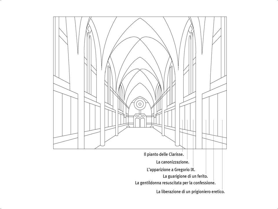 Francesco onorato da un uomo semplice I gruppo: i primi sette