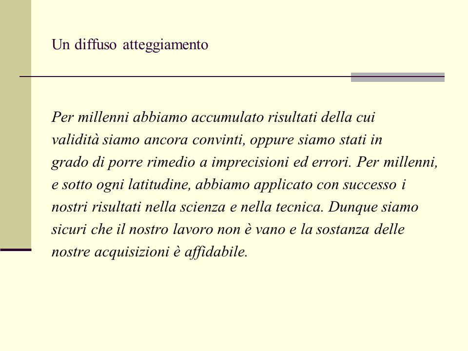 Robert Musil nel 1913 (L'uomo matematico, in Saggi e altri scritti, Einaudi, Torino 1995; tr.
