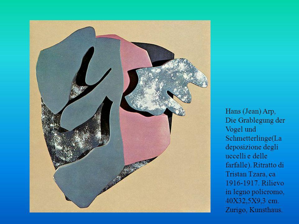 Francis Picabia (1879-1953)  Si forma in ambiente fauve, si avvicina poi a Duchamp e alle esperienze dada zurighesi.