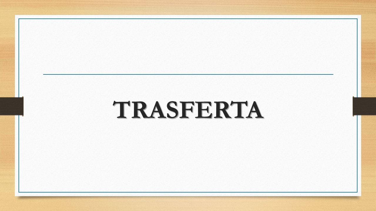 TRASFERTA
