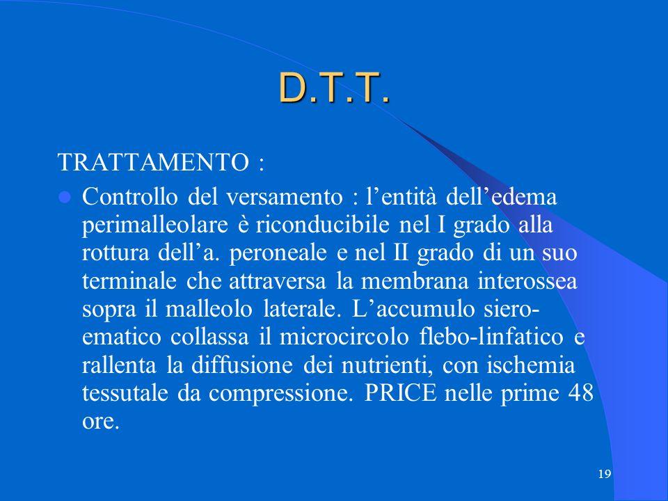 19 D.T.T.