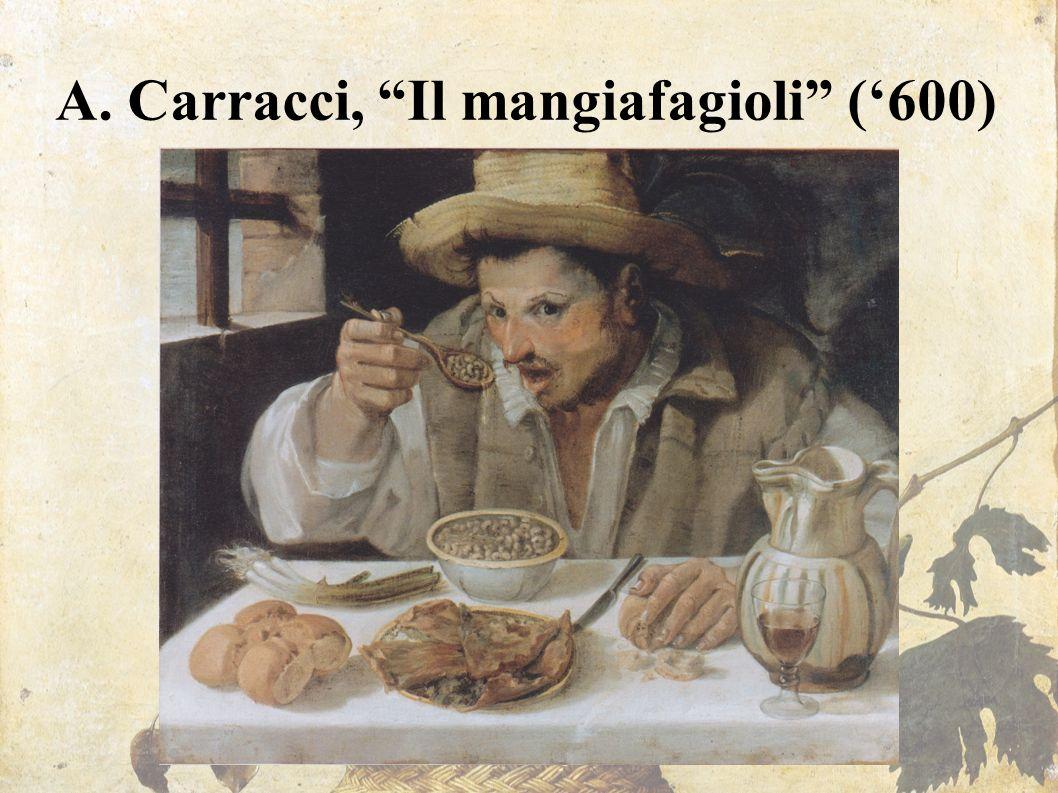 """A. Carracci, """"Il mangiafagioli"""" ('600)"""