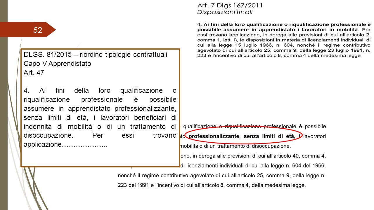 52 CAMERA DEI DEPUTATI N.158 ATTO DEL GOVERNO SOTTOPOSTO A PARERE PARLAMENTARE Trasmesso alla Presidenza il 09 aprile 2015 Schema di decreto legislati