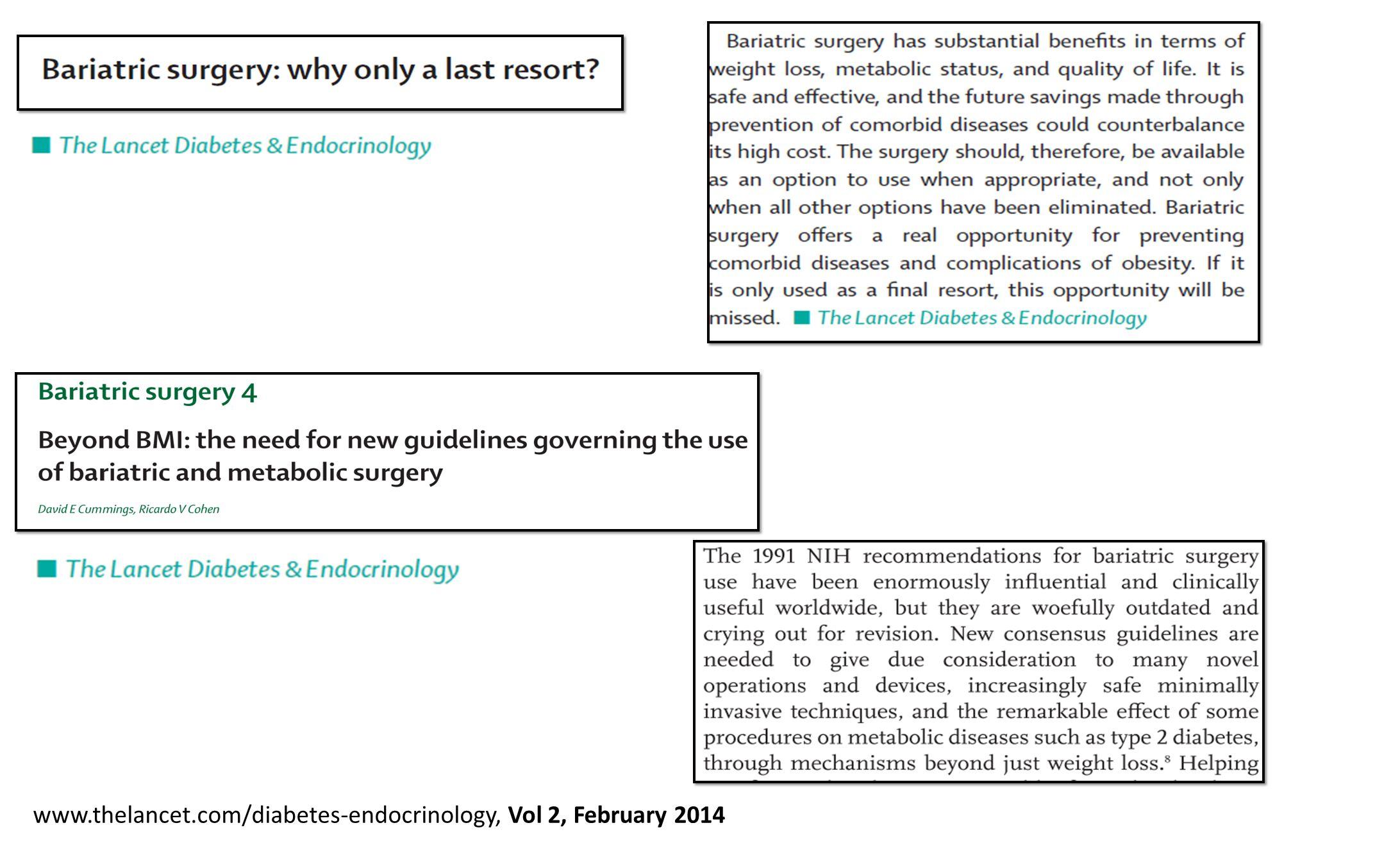 www.thelancet.com/diabetes-endocrinology, Vol 2, February 2014