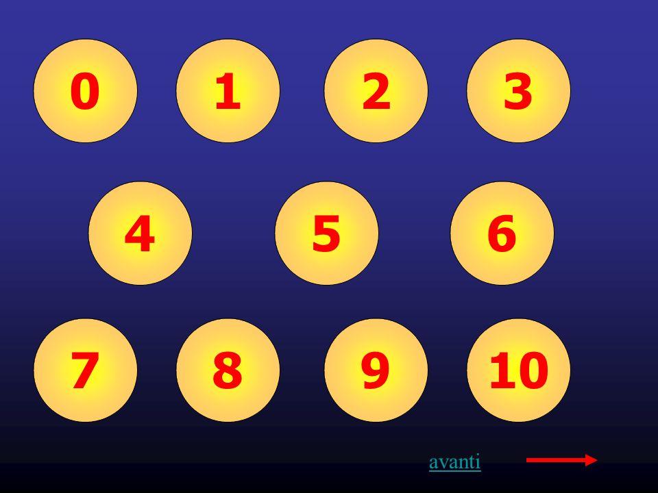 dieci dietro