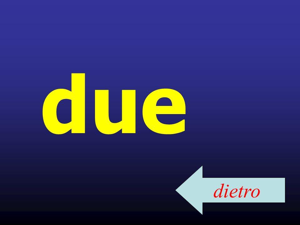 Parole affini in inglese SETTE septet, septuplet OTTO octave, octet NOVE novena, November DIECI decimal, decennial DODICI (12) dodecagon Can you think of other cognates?