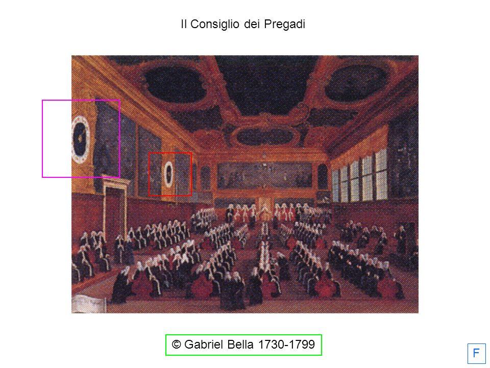 © Gabriel Bella 1730-1799 Il Consiglio dei Pregadi F