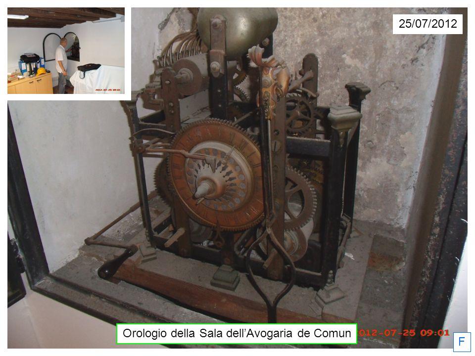 Orologio della Sala dell'Avogaria de Comun F 25/07/2012