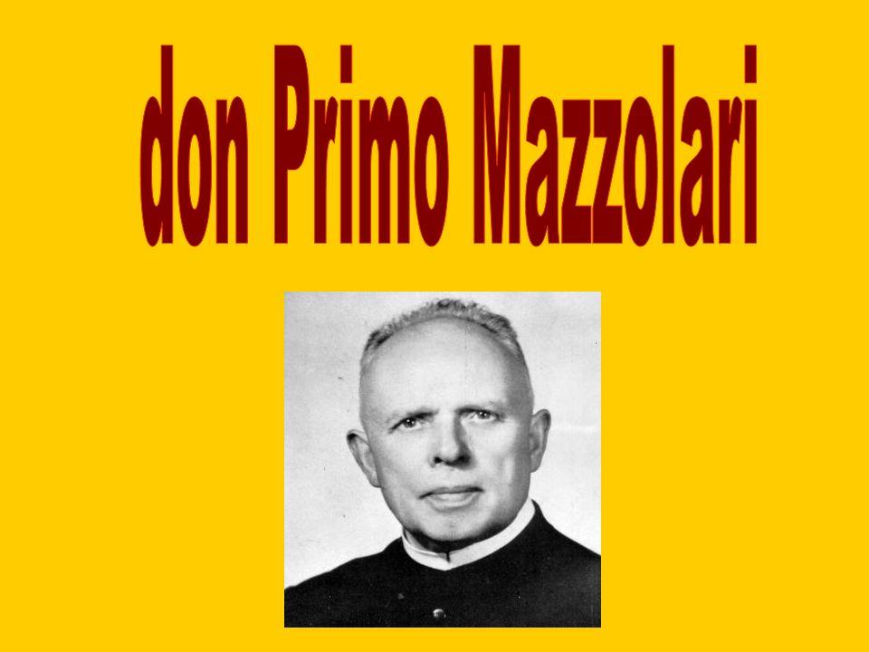 Primo Mazzolari nacque al Boschetto, una frazione di Cremona, il 13 gennaio 1890, figlio di Luigi e di Grazia Bolli.