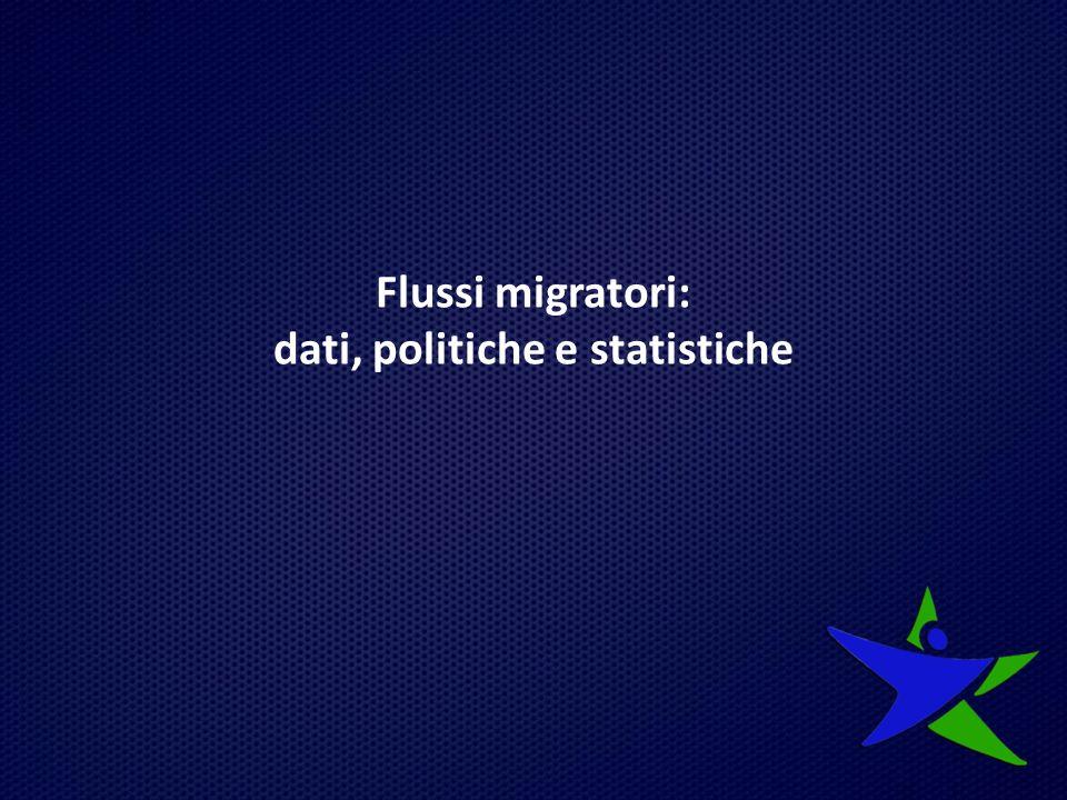 Flussi migratori: dati, politiche e statistiche