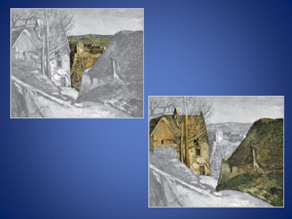 Secondo Cézanne «nella pittura ci sono due cose: l occhio e il cervello, ed entrambe devono aiutarsi tra loro».