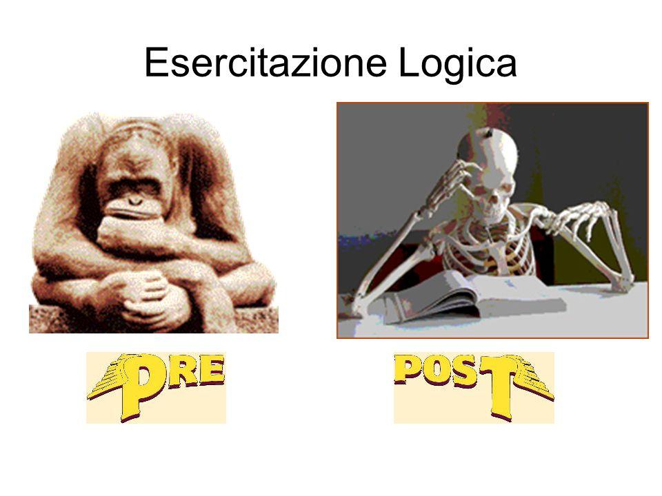 Esercitazione Logica