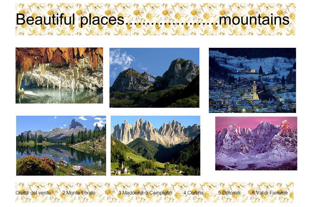 Beautiful places............................lakes 1 Lago del Pellicone 2 Lago di Como 3 Lago di Garda 4 Lago di Monticchio 5 Lago di Carezza 6 Lago Trasimeno
