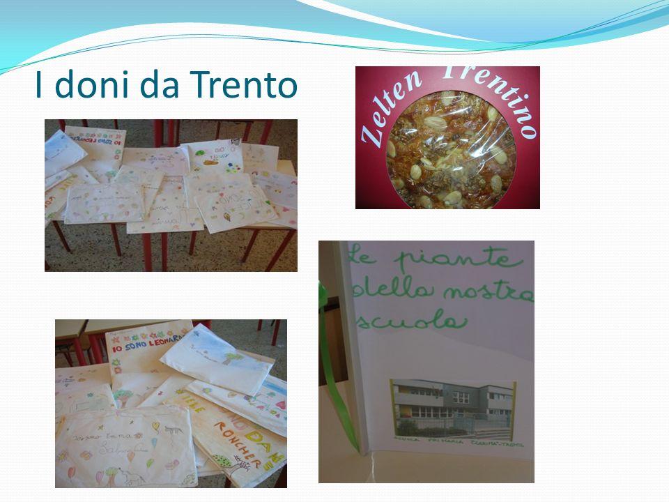 I doni da Trento