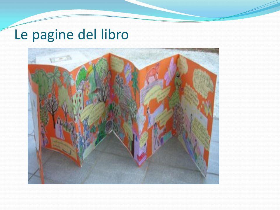 Le pagine del libro