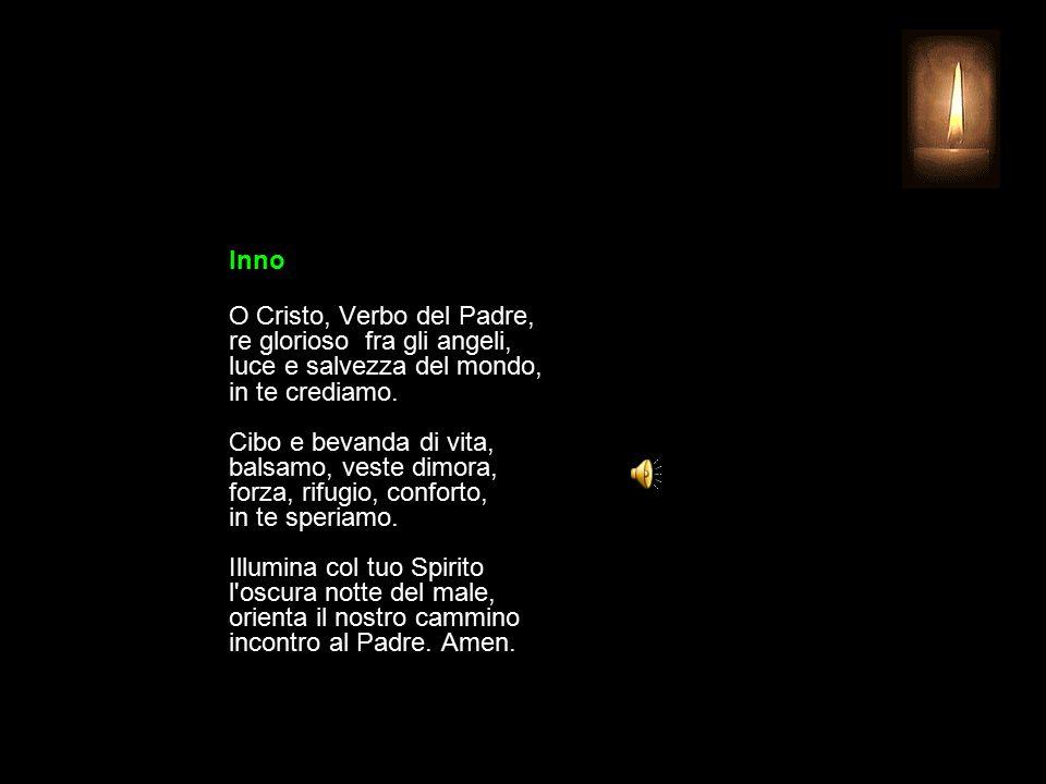 24 SETTEMBRE 2015 GIOVEDÌ - XXV SETTIMANA DEL TEMPO ORDINARIO UFFICIO DELLE LETTURE INVITATORIO V.