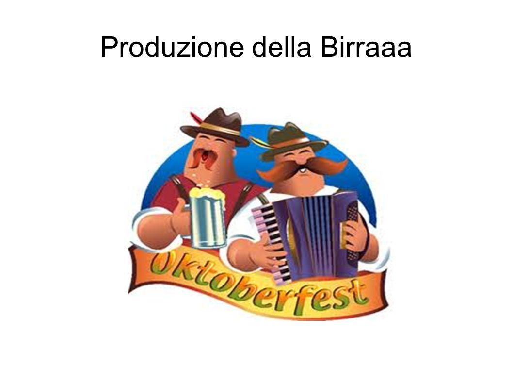 Produzione della Birraaa