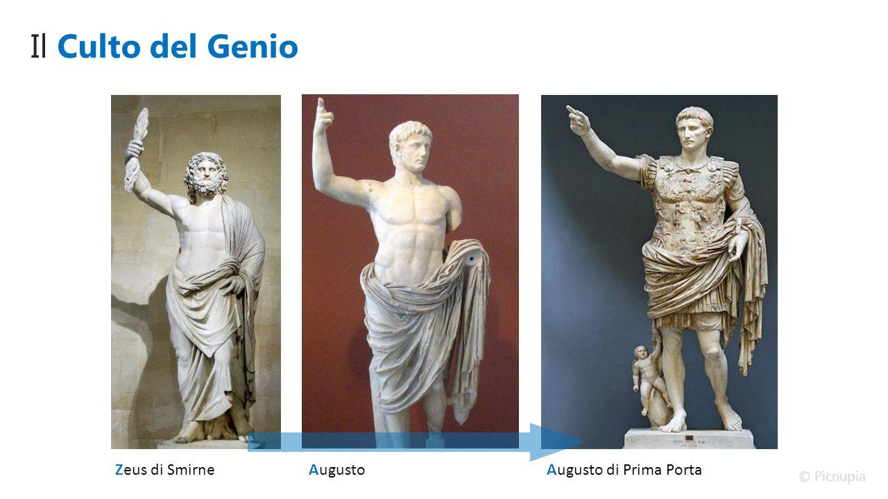 Il Culto del Genio Zeus di Smirne AugustoAugusto di Prima Porta © Picnupia