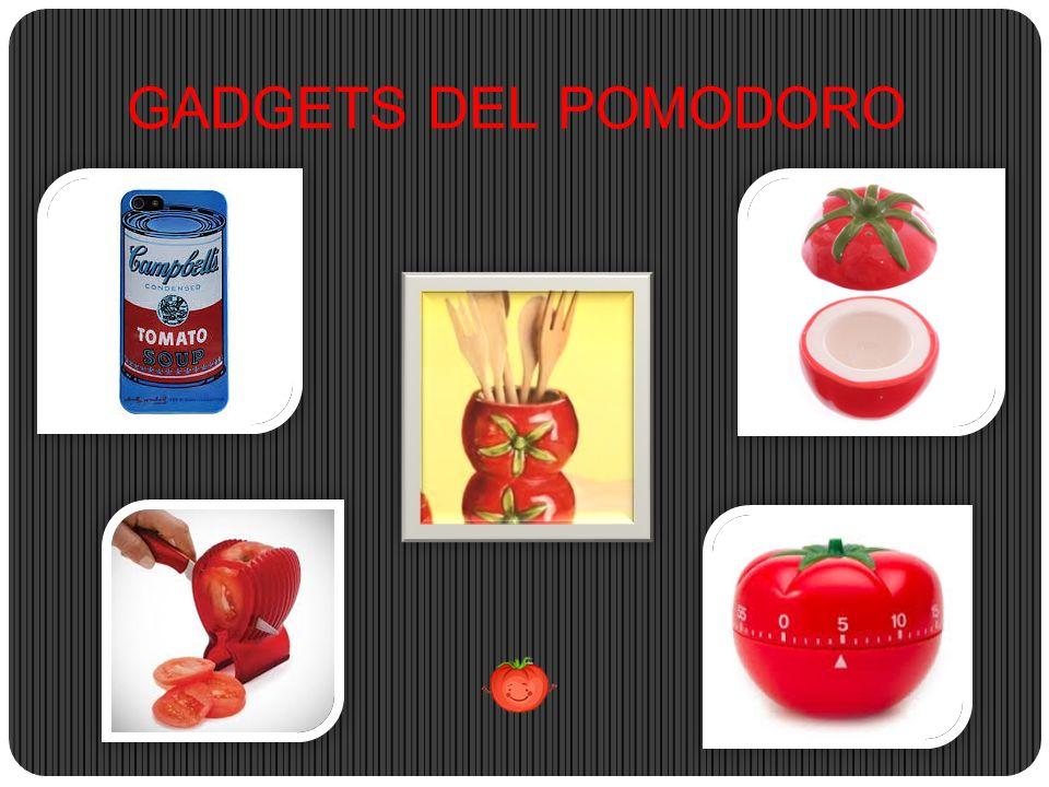 GADGETS DEL POMODORO