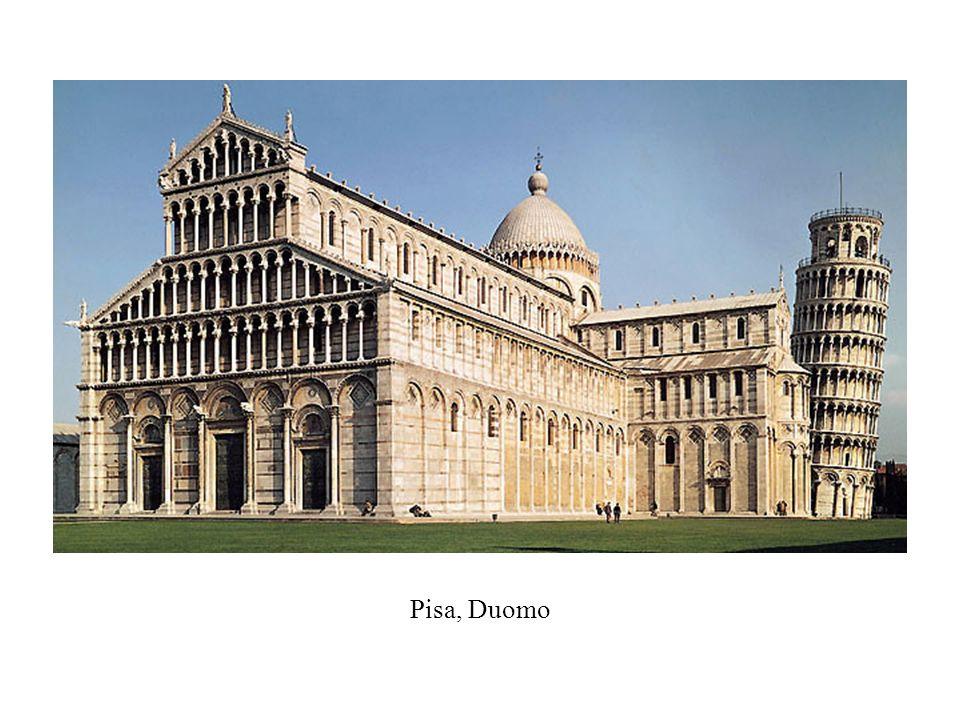 Pisa, Duomo