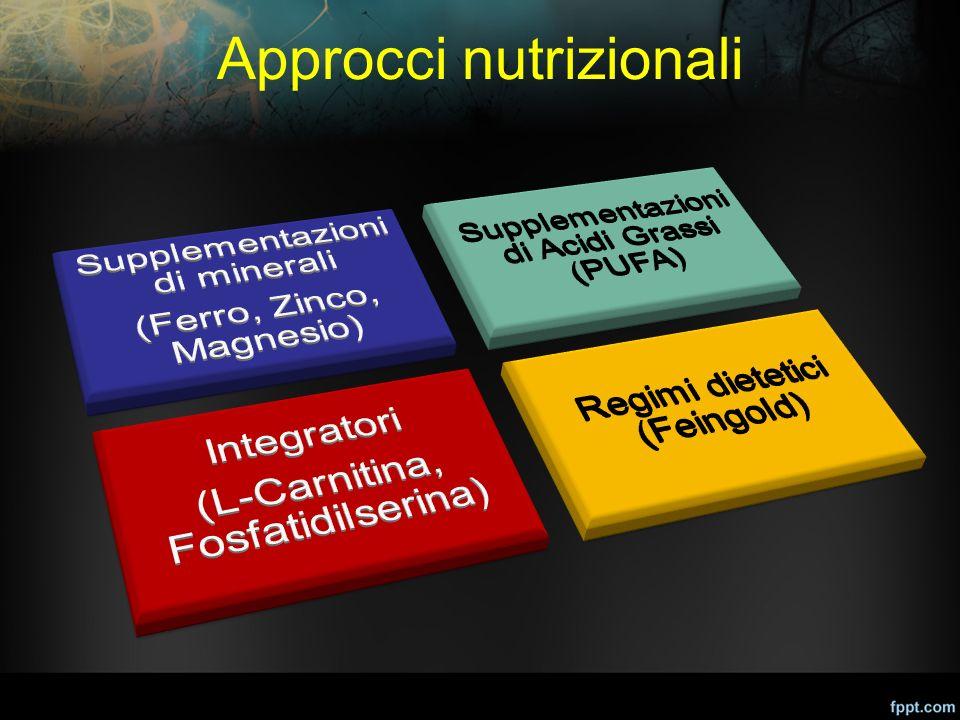 Approcci nutrizionali
