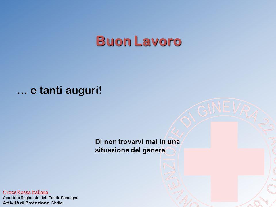 Croce Rossa Italiana Comitato Regionale dell'Emilia Romagna Attività di Protezione Civile 6: Struttura sanitaria piano di emergenza Dovrà aver predisp