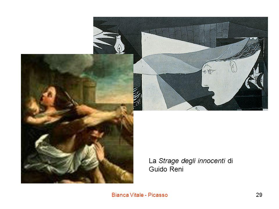 Bianca Vitale - Picasso29 La Strage degli innocenti di Guido Reni