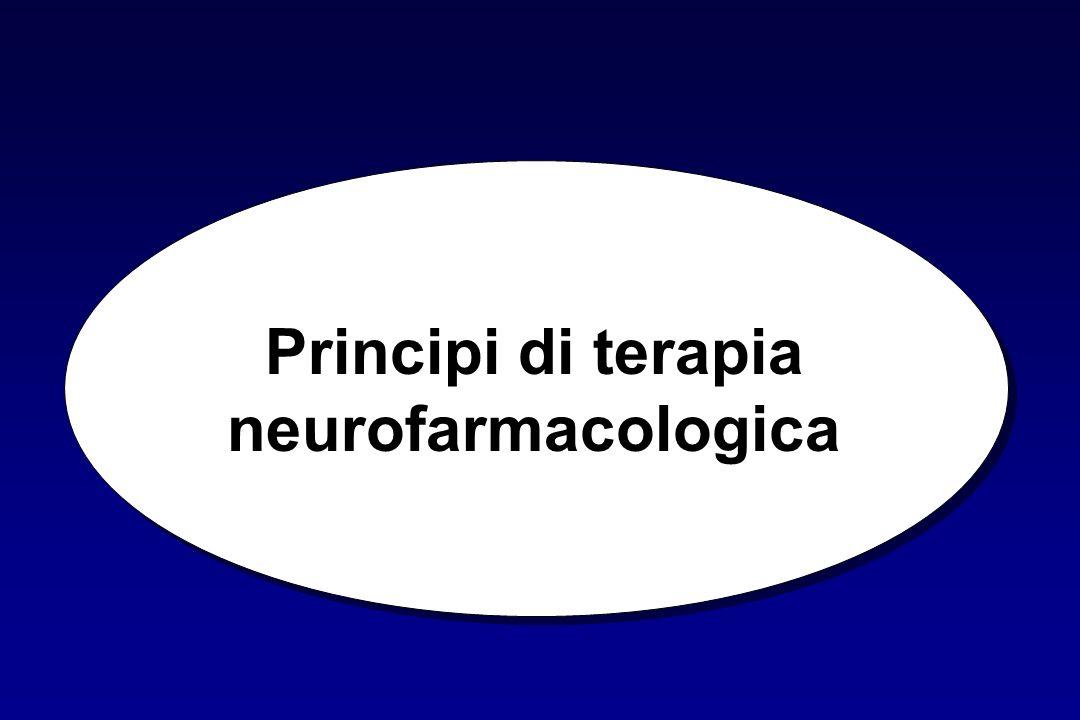 Principi di terapia neurofarmacologica