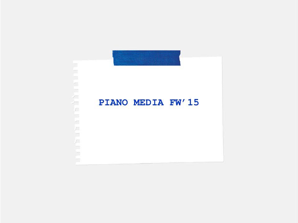 PIANO MEDIA FW'15