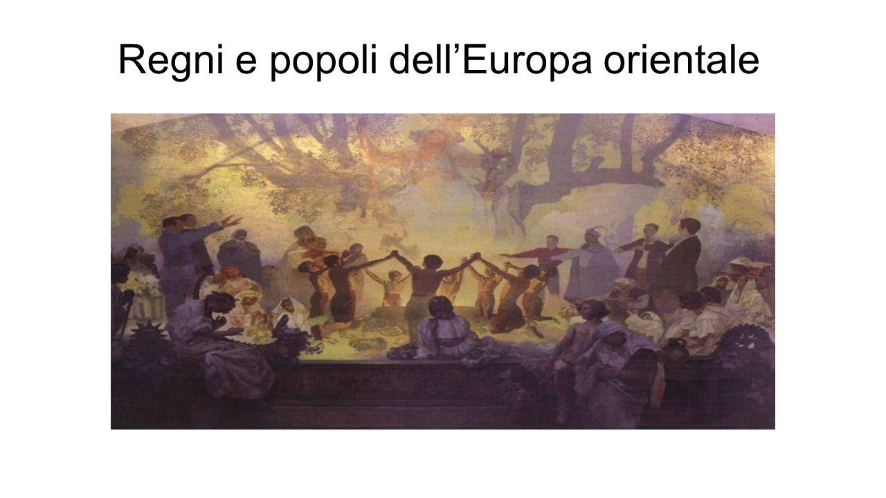 Regni e popoli dell'Europa orientale