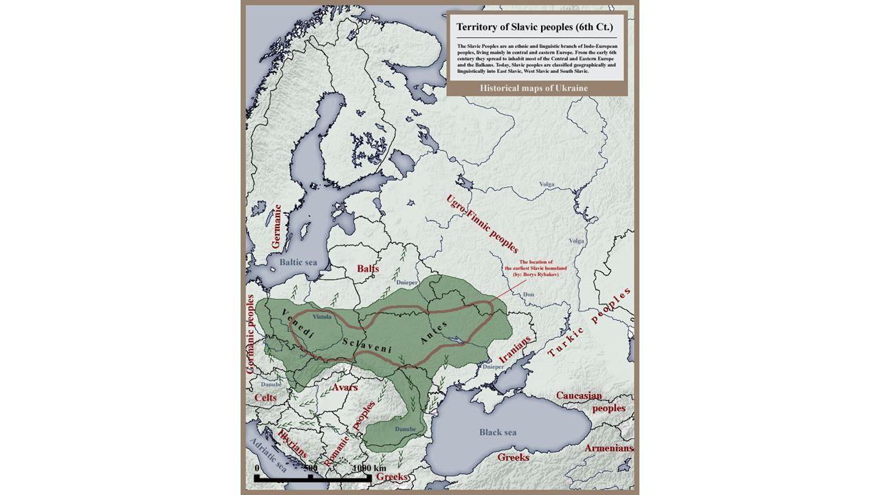 Cronologia V-VII secolo.