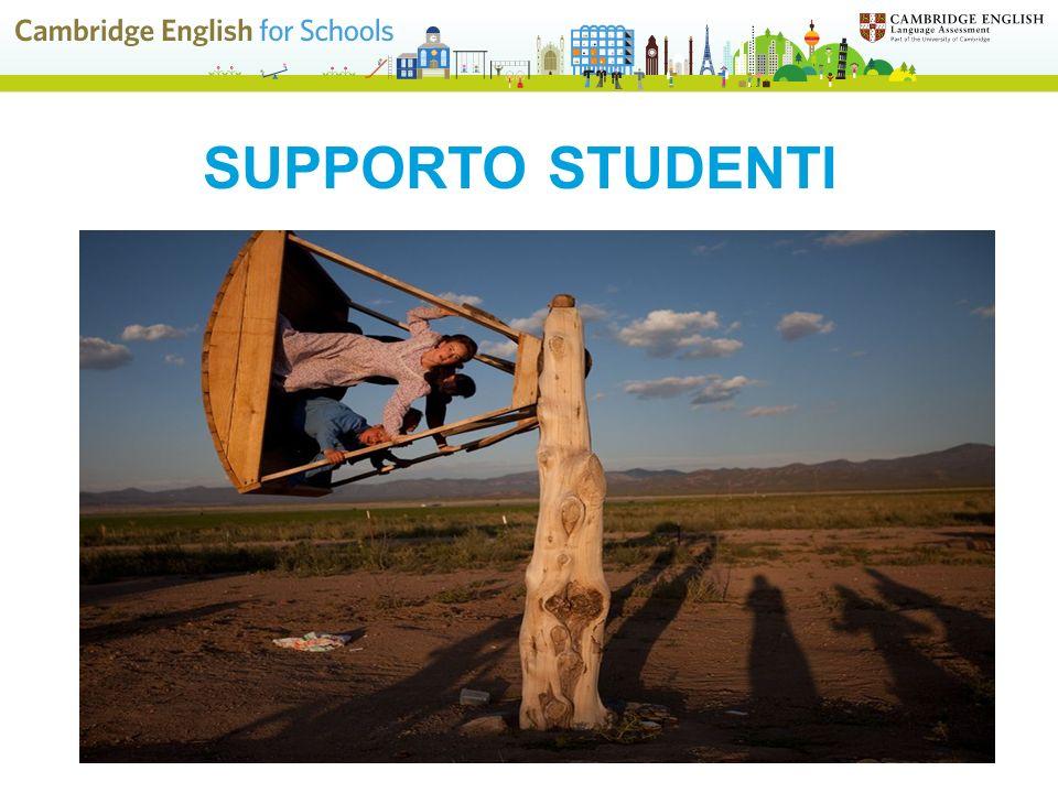 SUPPORTO STUDENTI