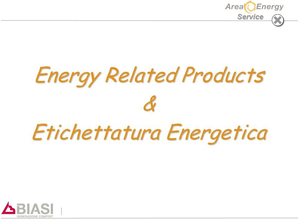 Service Nel 2015 entreranno in vigore due direttive relative ai nostri prodotti (caldaie, scaldacqua, serbatoi per l acqua calda, dispositivi solari, dispositivi di controllo): 1) direttiva 2010/30/EU per quanto riguarda l etichettatura energetica 2) direttiva 2009/125/EU per quanto riguarda la progettazione ecocompatibile.
