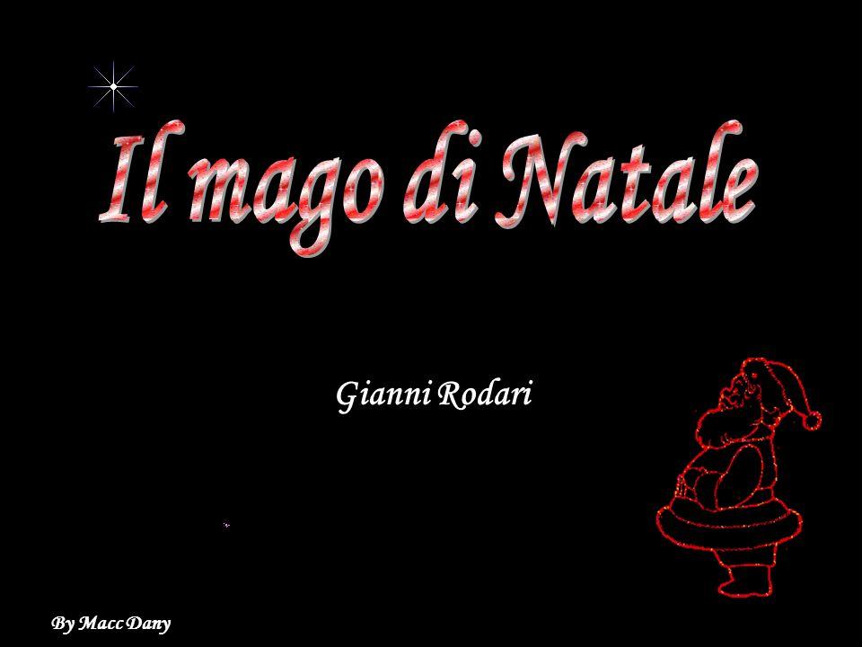 Il mago di Natale Gianni Rodari By Macc Dany