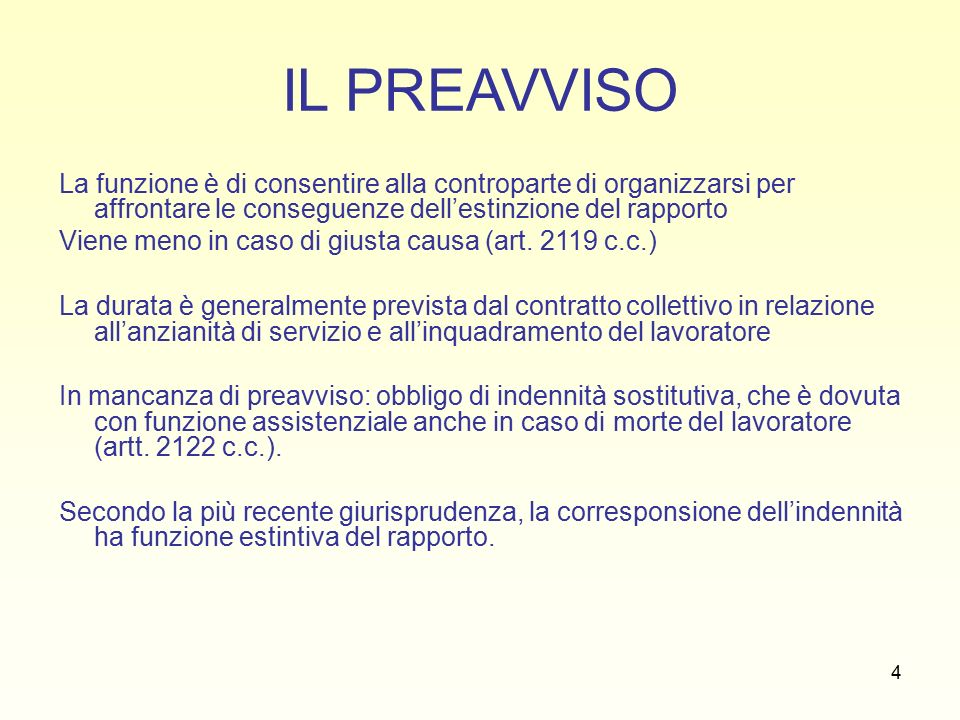 35 TUTELA FORTE : d) TUTELA ECONOMICA RIDOTTA (nuovo art.