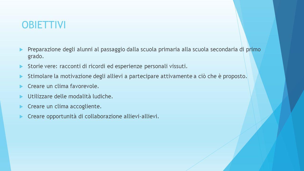 CLASSI I^C E ID: ARTIGIANI AL LAVORO