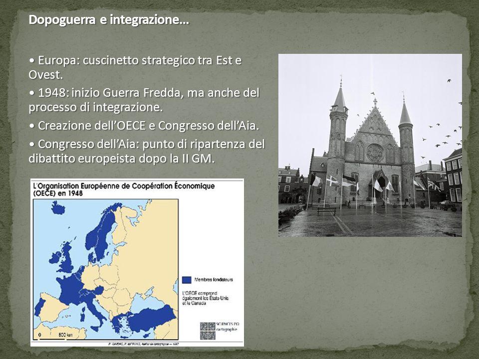 25 marzo 1957: a Roma vengono firmati i Trattati di CEE e CEEA.