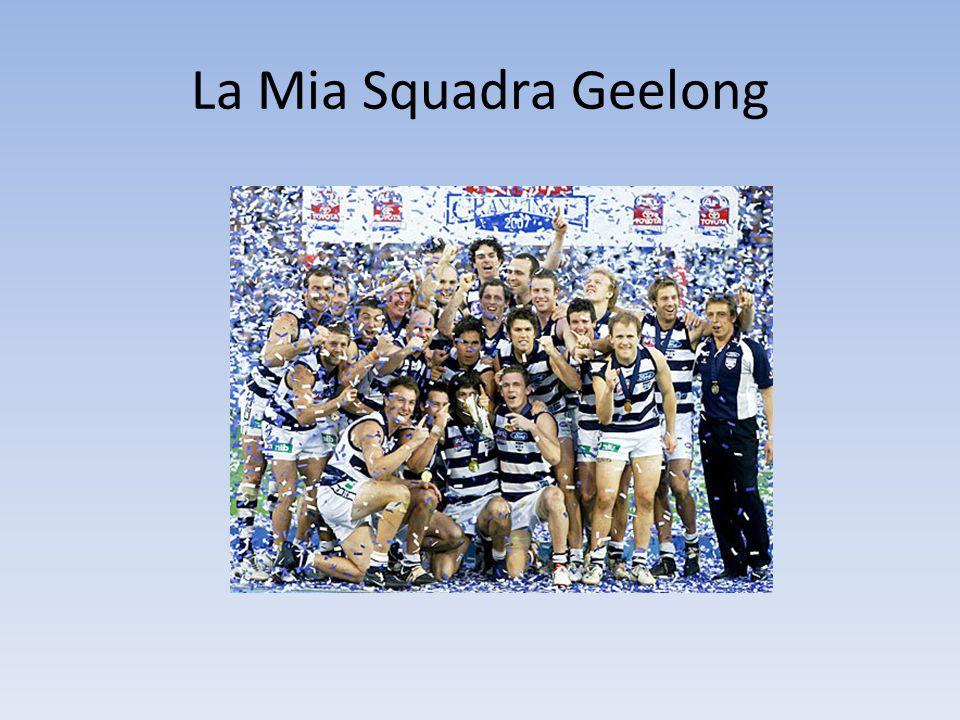 Noi siamo Geelong La squadra piu` forte di tutte
