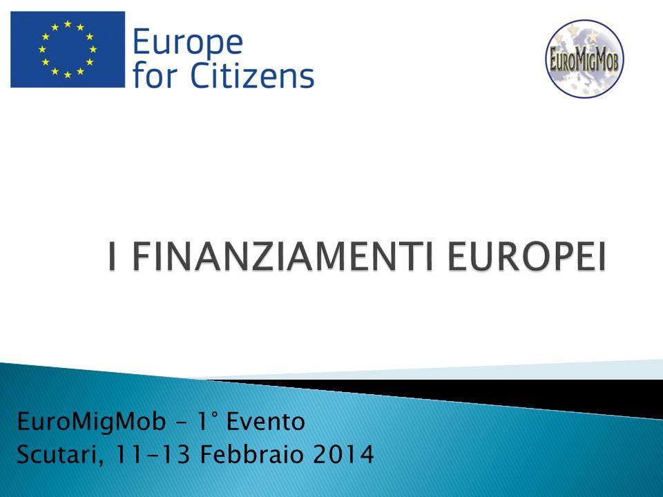 EuroMigMob – 1° Evento Scutari, 11-13 Febbraio 2014
