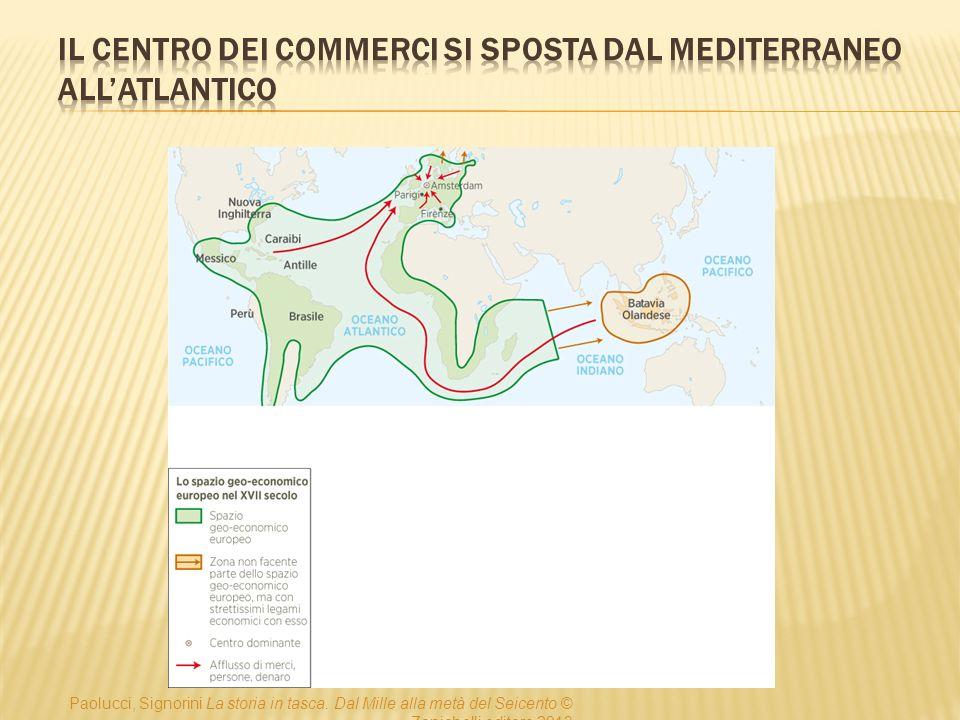 Paolucci, Signorini La storia in tasca. Dal Mille alla metà del Seicento © Zanichelli editore 2013