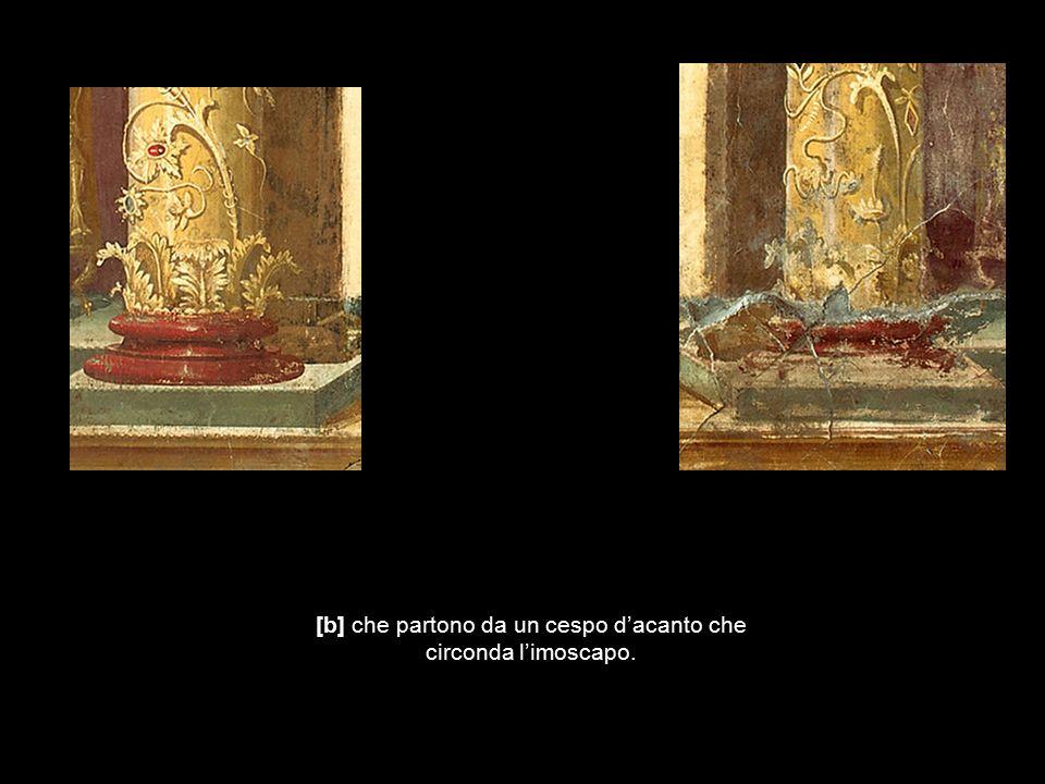 IV stile le architetture sono estremamente teatrali: la prospettiva è virtuosistica, complessa e moltiplicata in profondità.