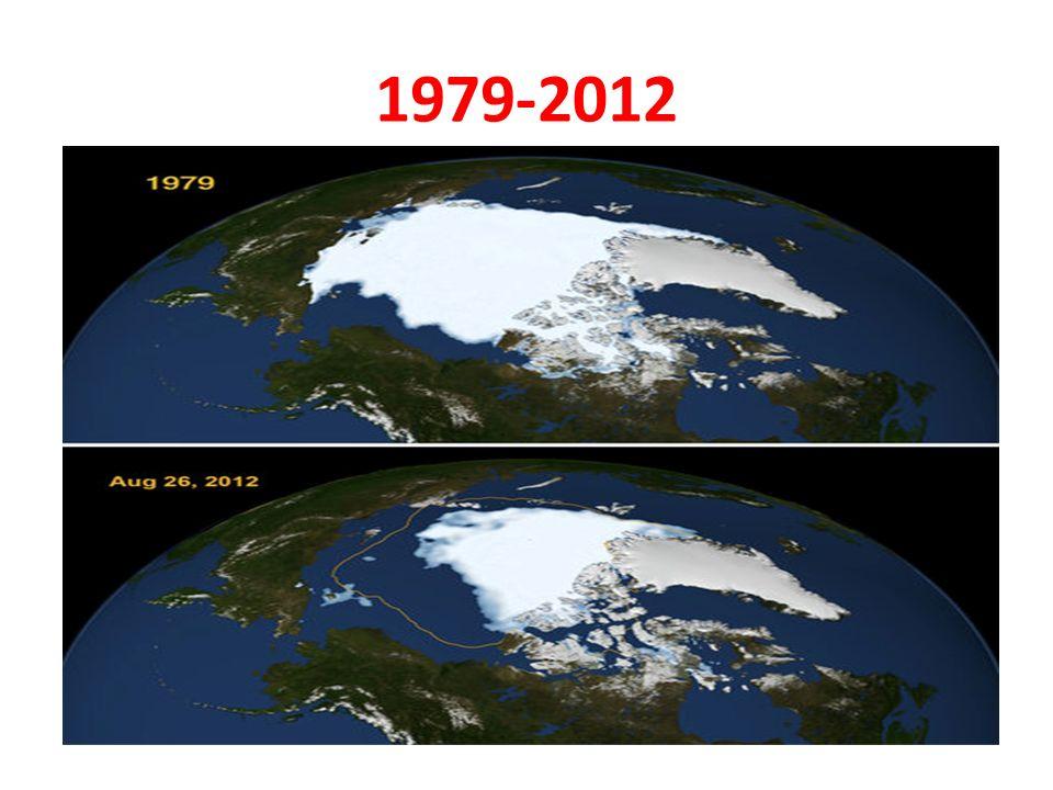 LE CONSEGUENZE DELLO SCIOGLIMENTO DEI GHIACCI Progressivo scioglimento dei ghiacci Maggiore sfruttamento delle risorse della regione artica Apertura di nuove rotte commerciali (Passaggio a Nord Est e Passaggio a Nord Ovest)