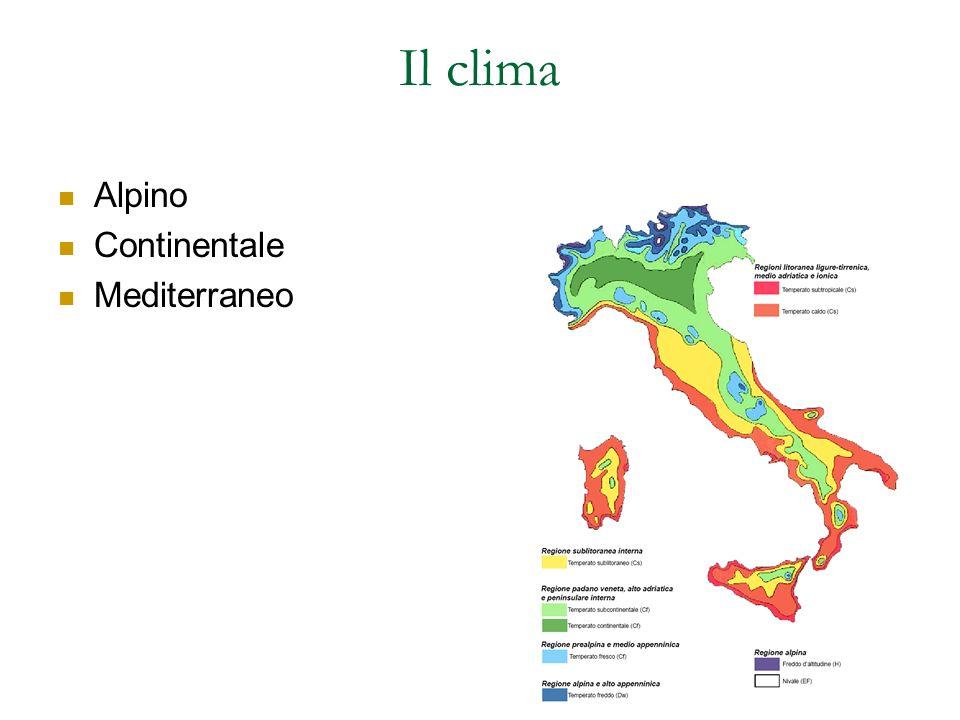 Lingue parlate Oltre all'italiano vi sono minoranze linguistiche: Franco-provenzali e francesi (Val d'Aosta) Tedesche (Alto Adige) Slovene (Venezia Giulia) Furlan (Friuli) e ladino