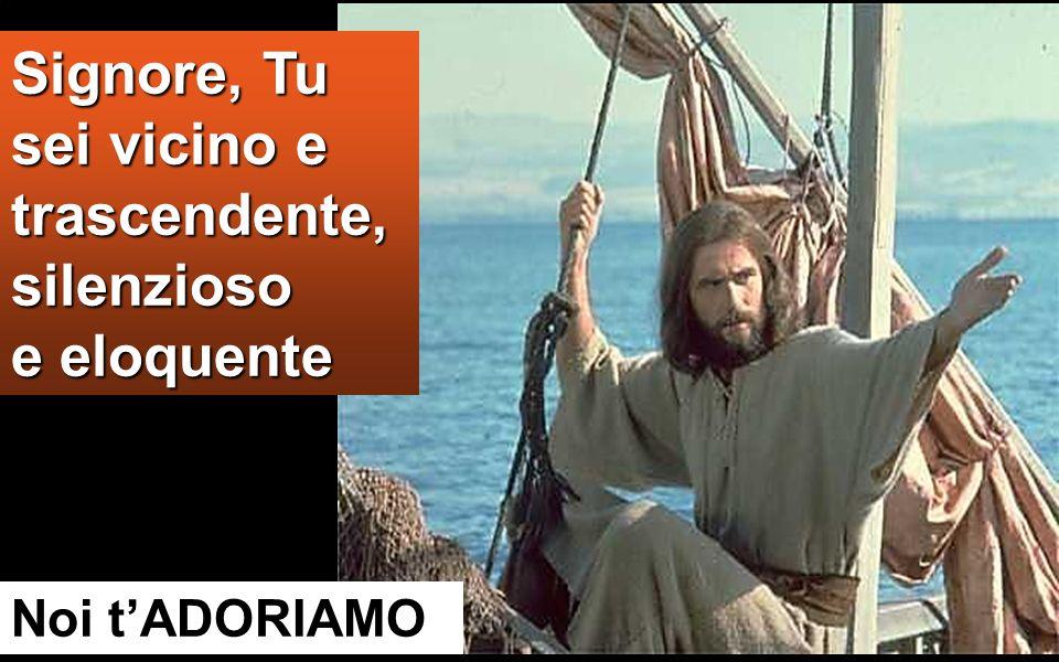 E furono presi da grande timore e si dicevano l'un l'altro: «Chi è dunque costui, che anche il vento e il mare gli obbediscono ».