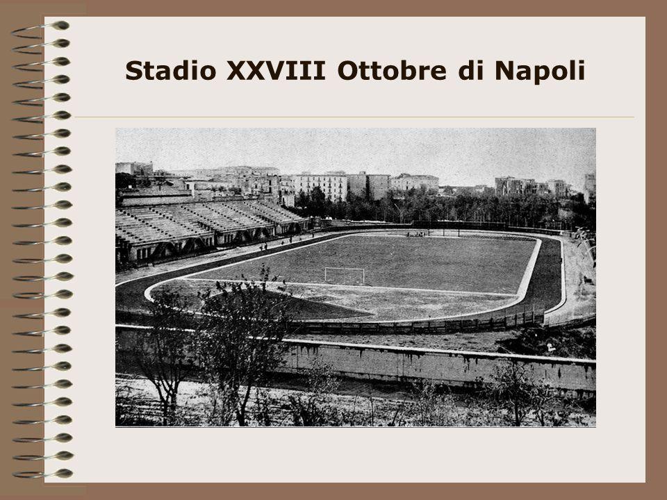 Stadio XXVIII Ottobre di Napoli