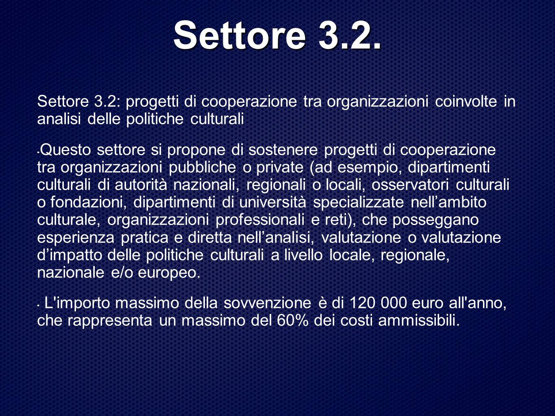 Settore 3.2.