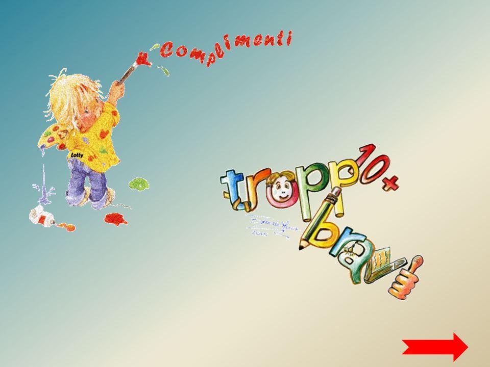 Il temporale, formato da linee SPEZZATE, rappresenta per Kandinsky : Nervosismo Tranquillità Felicità