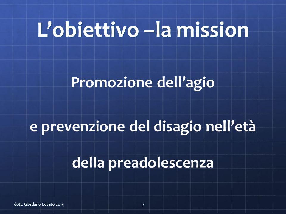 Grazie dell'ascolto dott. Giordano Lovato 201428
