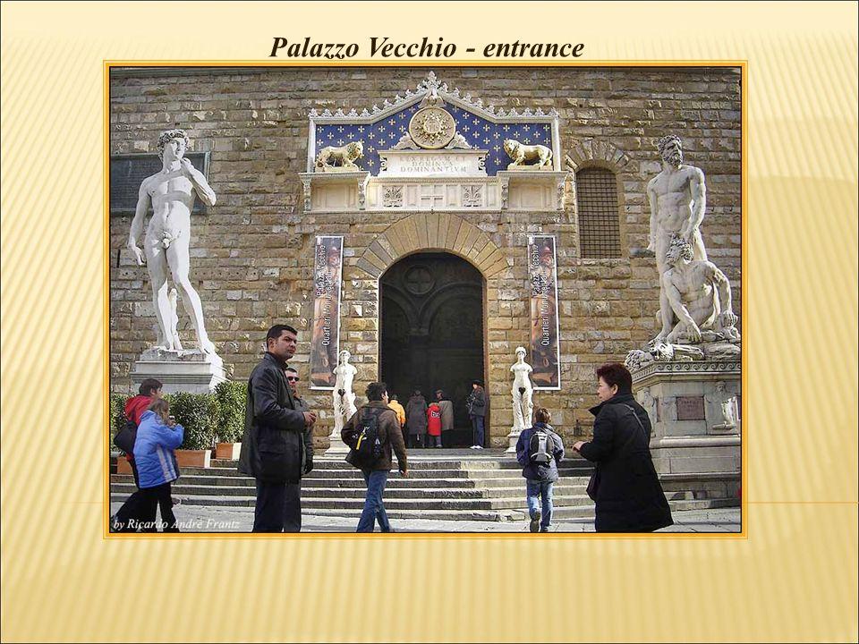 The charismatic Ponte Vecchio